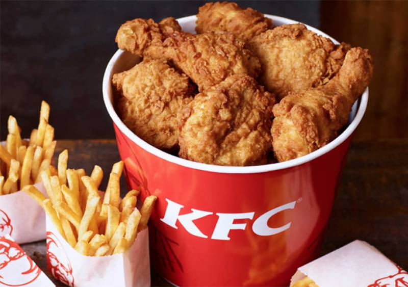 This man ate free KFC for a year using this weird trick