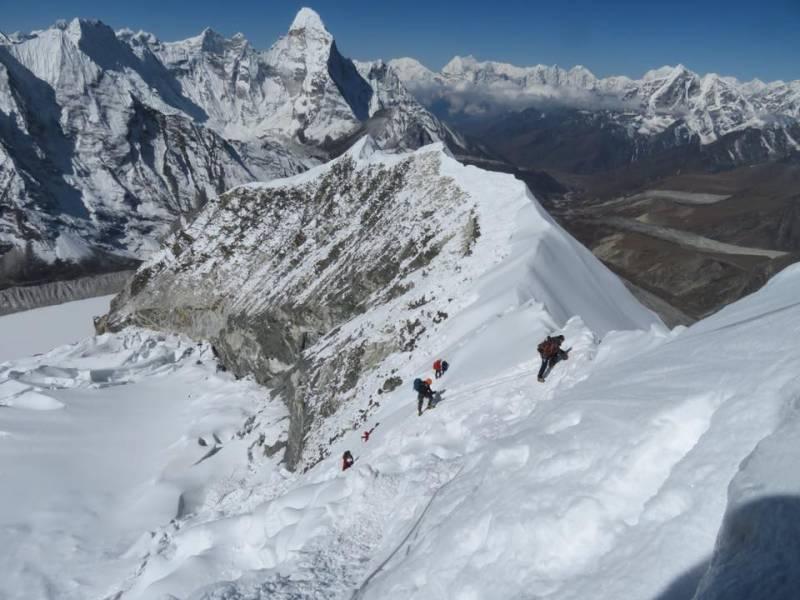 First Pakistani climber scales world's fourth highest peak