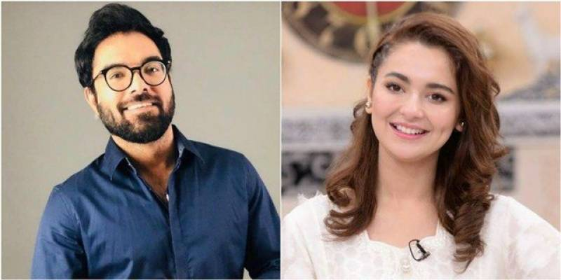 Celebrities stand in support of Hania Amir after she opens up about her struggle with acne