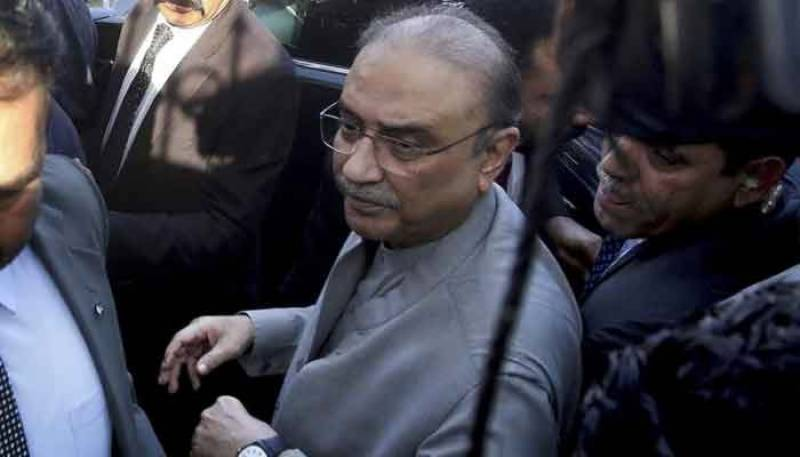 Fake accounts case: Zardari moves IHC seeking pre-arrest bail