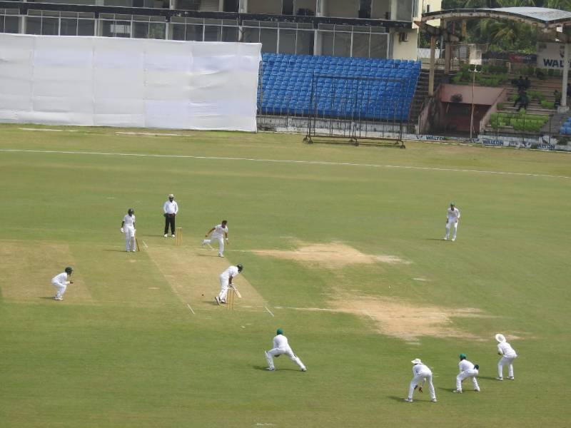 Haseeb century guides Pakistan U16 to victory against Bangladesh