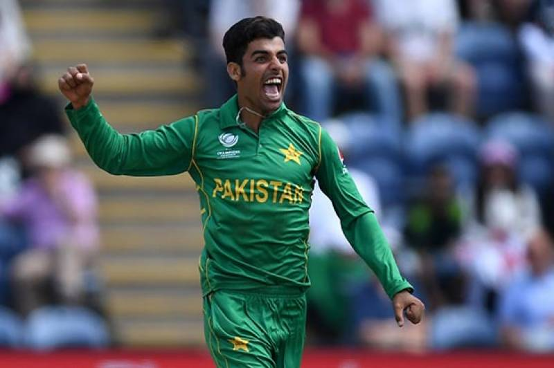 Leg spinner Shadab Khan determined to deliver in World Cup 2019