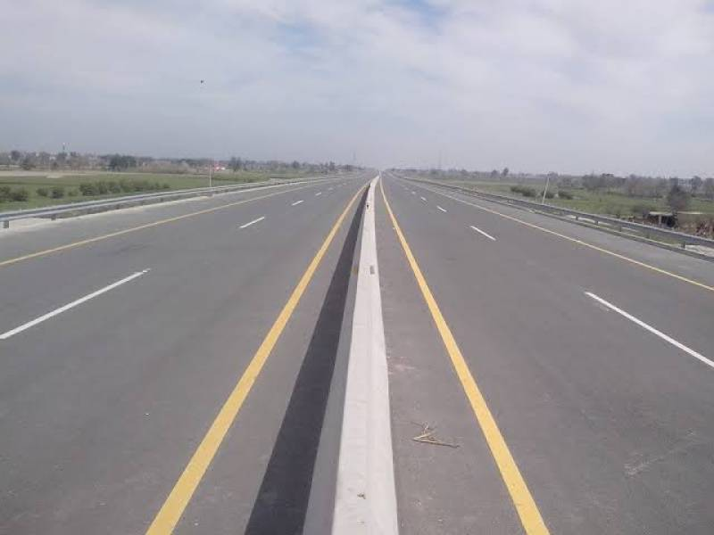 Hakla-Dera Ismail Khan Motorway likely to become operational by end of 2019