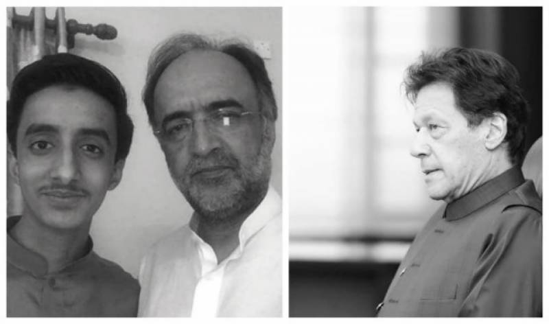 President Alvi, PM Imran condole death of Qamar Zaman Kaira's son