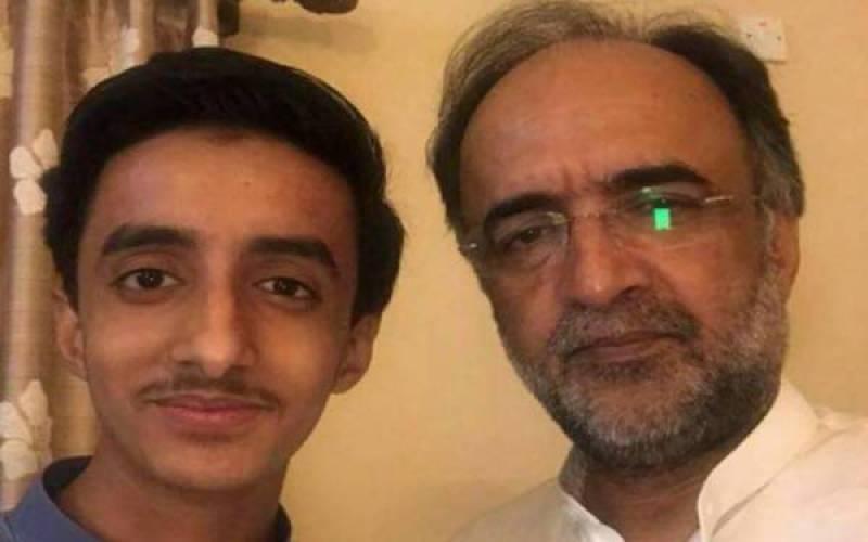 Qamar Zaman Kaira's son dies in road accident