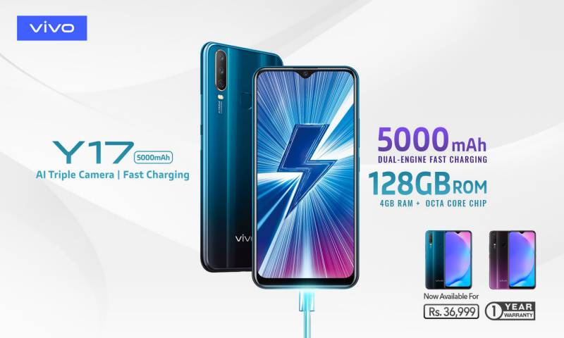 Vivo Y17— use it for long time battery, gaming & videos