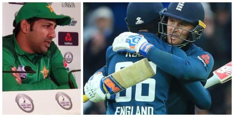 4th ODI: England seal series win over Pakistan