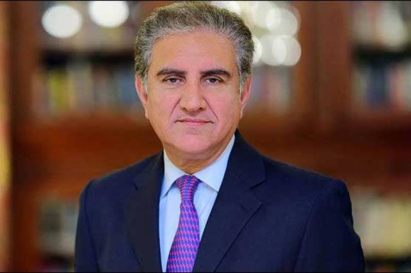 FM Qureshi leaves for Kuwait on two-day official visit