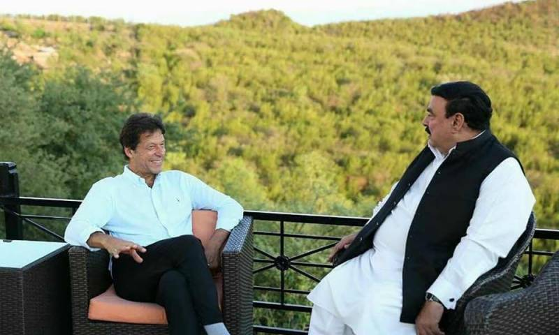 PM Imran rejects Sheikh Rashid's suggestion to spare 'corrupt' politicians