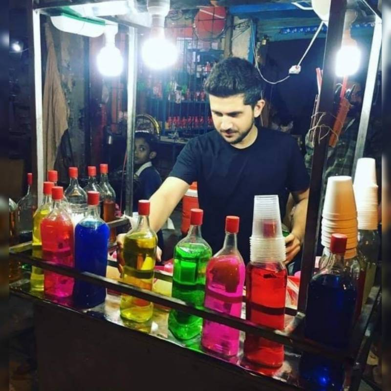 This student opened up a gola ganda stand and heres how people are responding