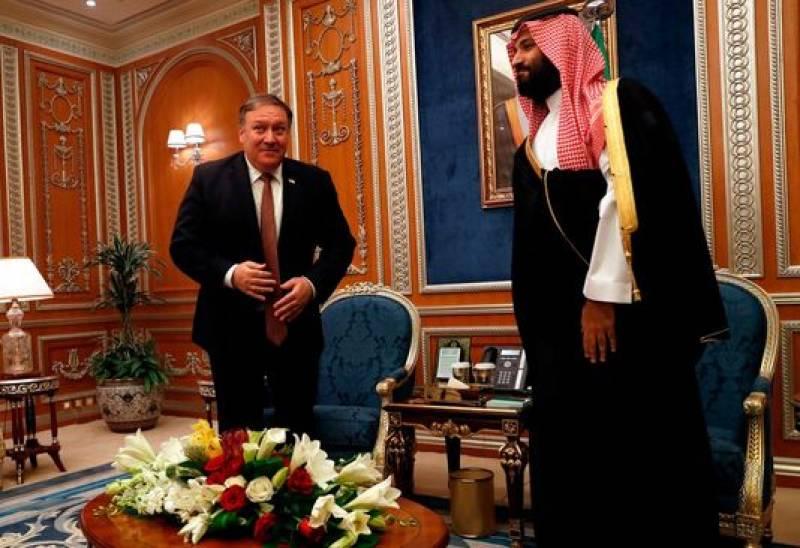 MBS, Pompeo discuss regional developments after Saudi king convenes Arab leaders over recent attacks