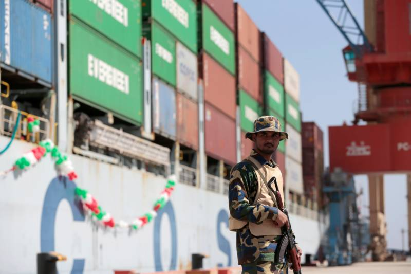 Pakistan Army to deploy another division for CPEC security