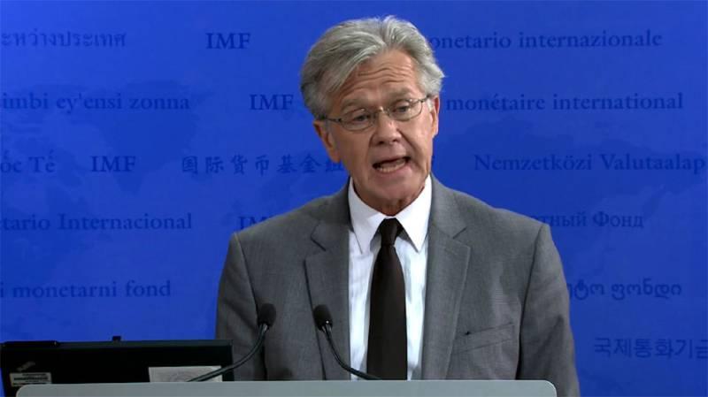 IMF programme to strengthen Pakistan's economy says spokesperson Gerry Rice