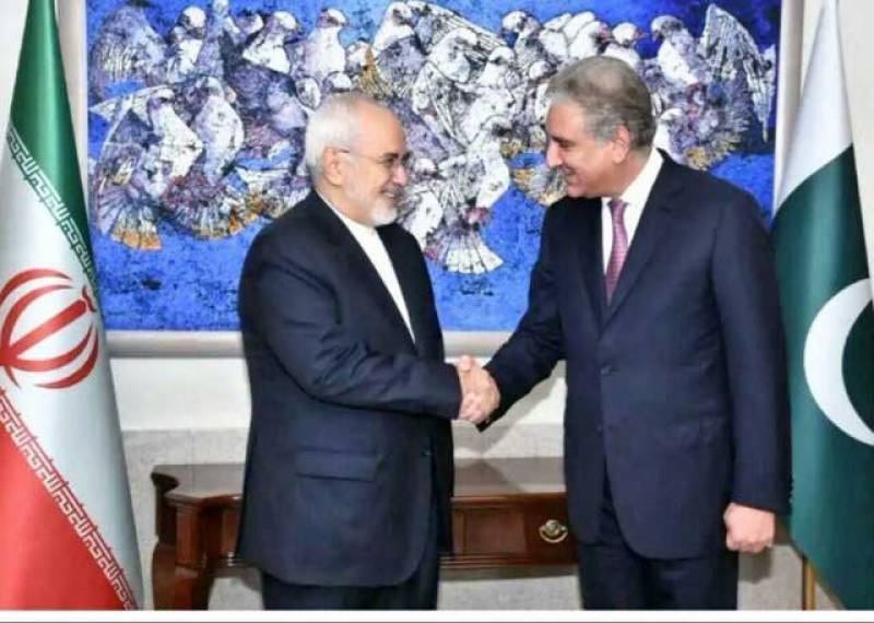 Iranian FM Zarif to hold talks with FM Qureshi in Islamabad today