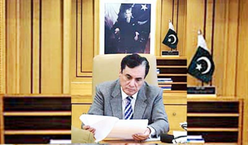 NAB rejects 'fake and fabricated' TV propaganda against Chairman Javed Iqbal