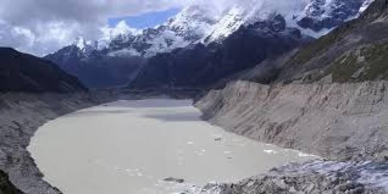 UNDP, Govt team conduct glacier outburst risk assessment