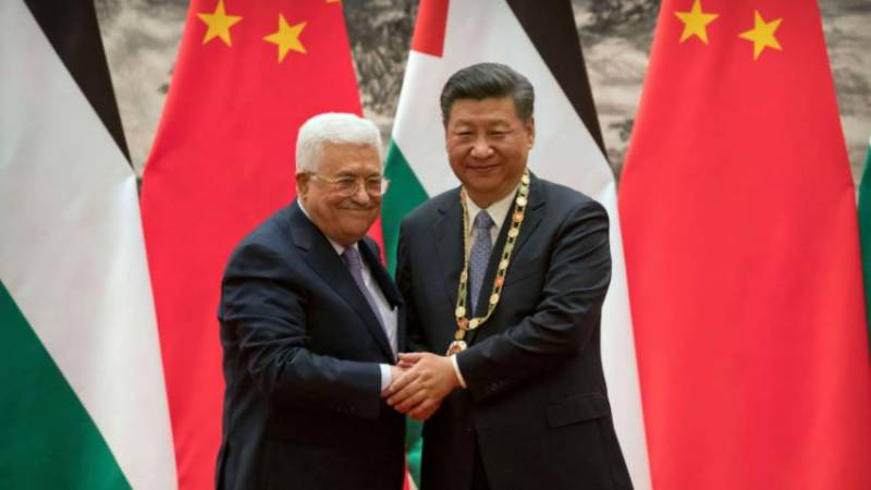 Chinese position on Palestine clear and consistent