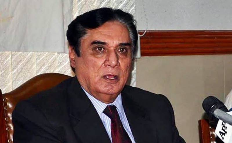 NAB chief served LHC notice on bail plea of 'blackmailer'