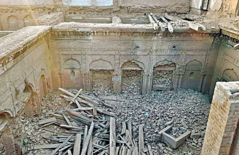 'Nanak palace': Narowal haveli is not a religious site