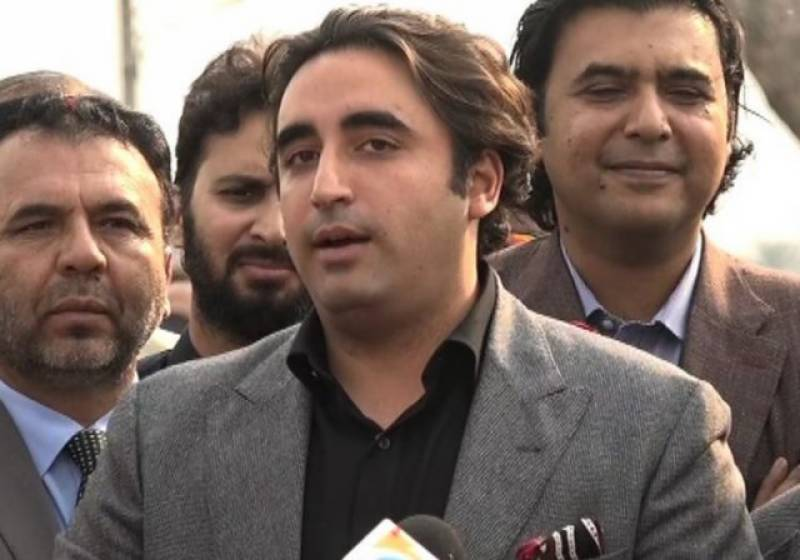 PPP workers, police clash as Bilawal appears before NAB headquarters in Park Lane case