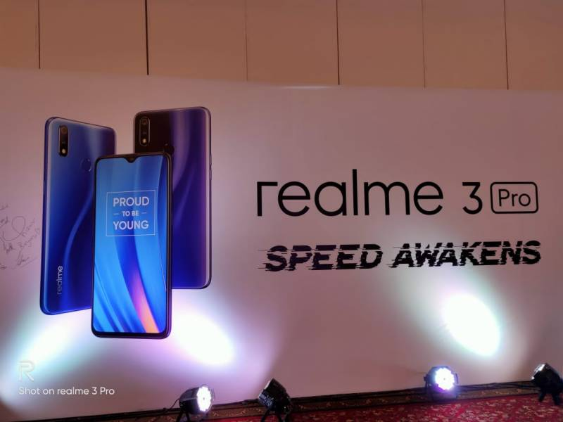 Realme unveils new 3 Pro and C2 in Pakistan