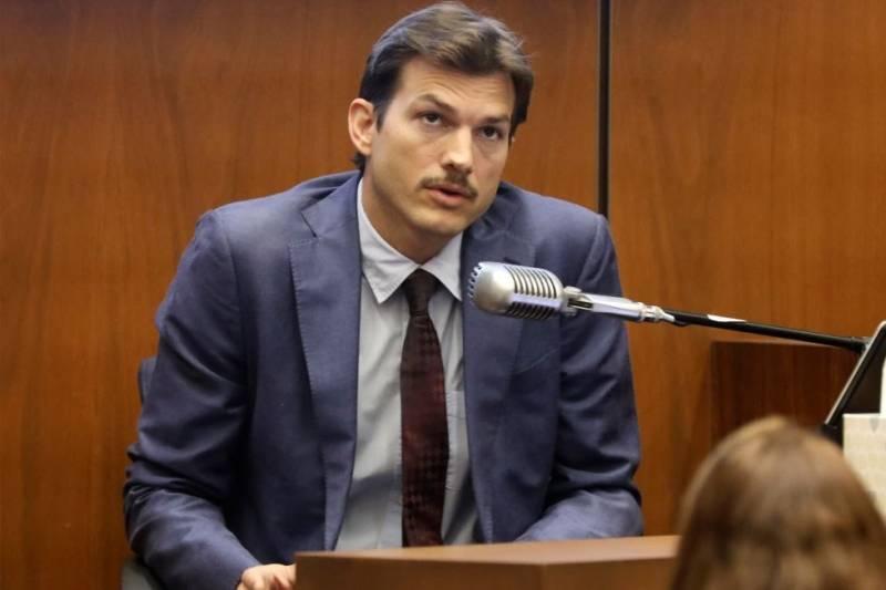 Ashton Kutcher recalls the day his date was murdered