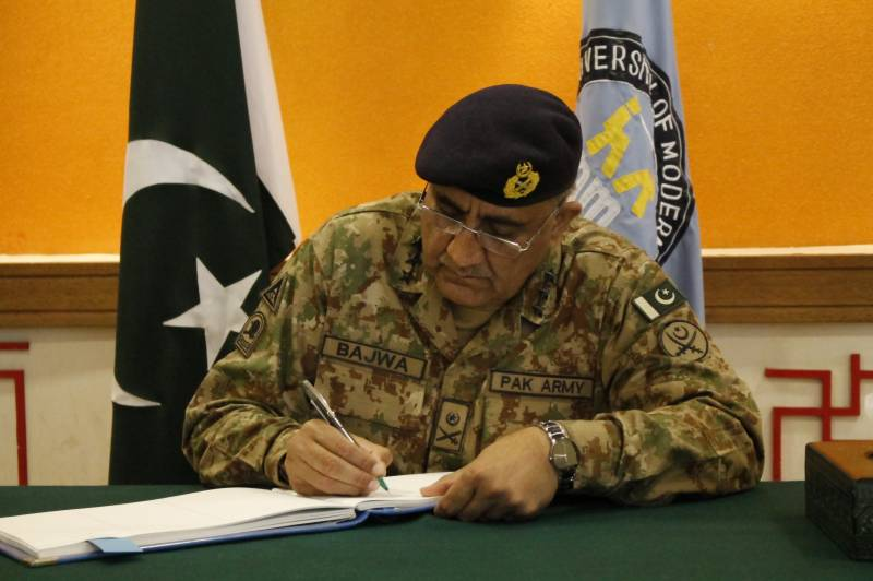 COAS approves death sentence for Brigadier, awards 14 year jail term to Lt Gen for espionage