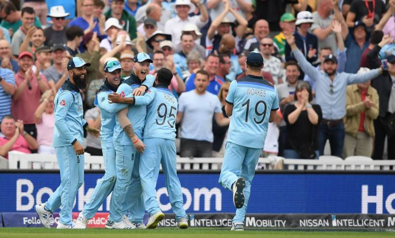 CWC19 Match 1 - England beat South Africa in World Cup opener