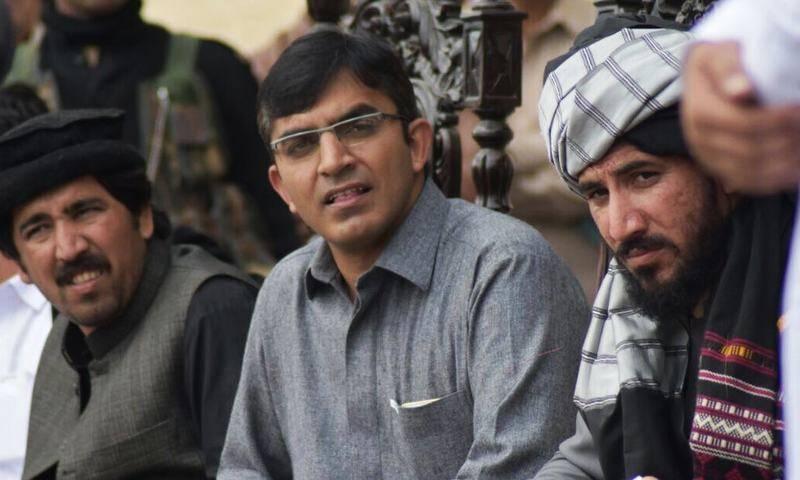 Lawmaker Mohsin Dawar remanded in CTD custody