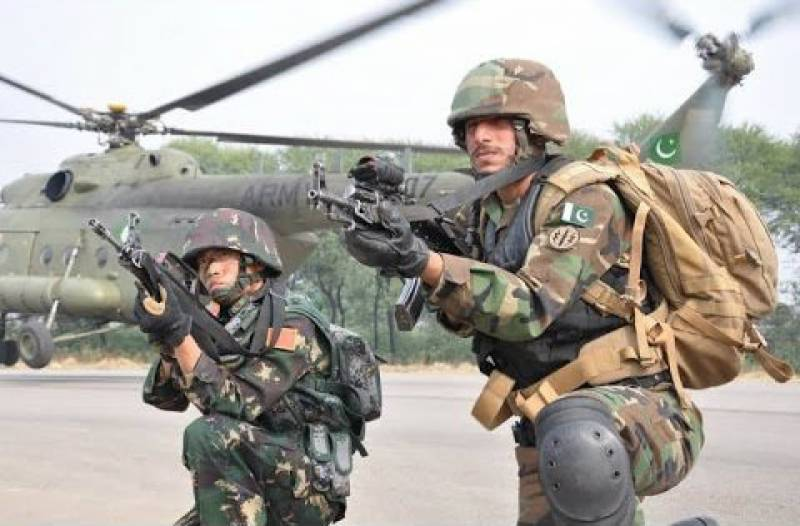 Pakistan, China militaries to organise joint exercise, training this year
