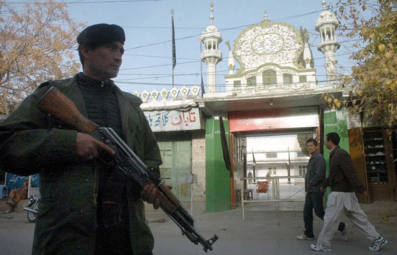 Suicide bomber attempts to enter Quetta imambargah, shot dead by security forces
