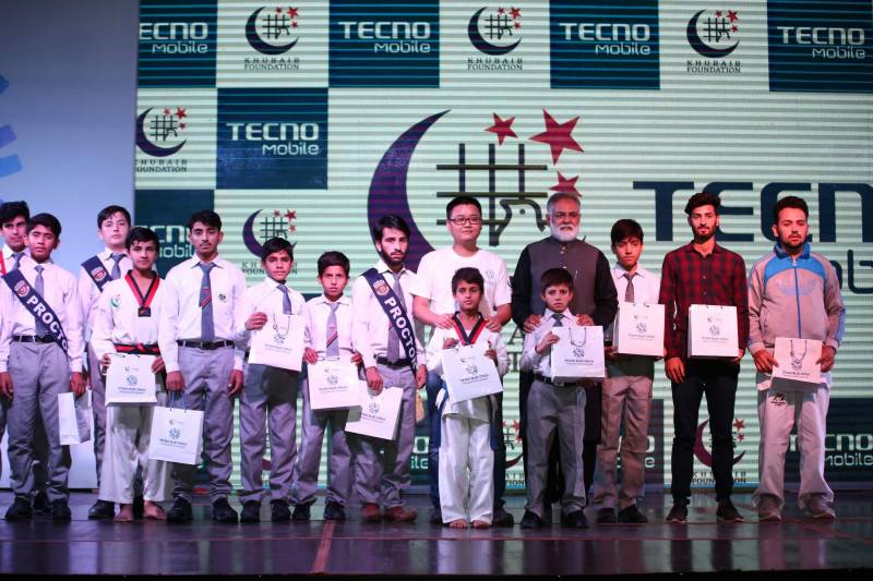 Tecno Pakistan sets example by joining noble cause led by Khubaib Foundation to deliver quality education to orphans