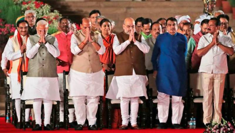 India PM Modi makes major cabinet changes for second term