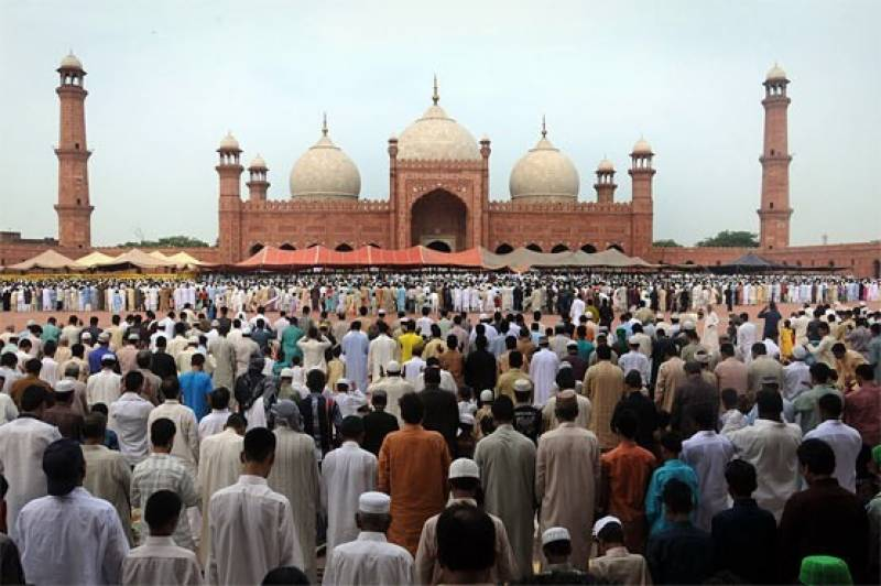 Jumu'atul-Wida being observed with religious zeal, fervor