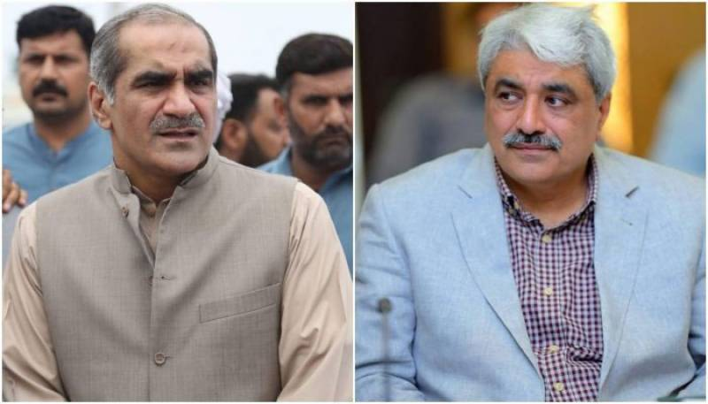 NAB finally files reference against Saad, Salman Rafique