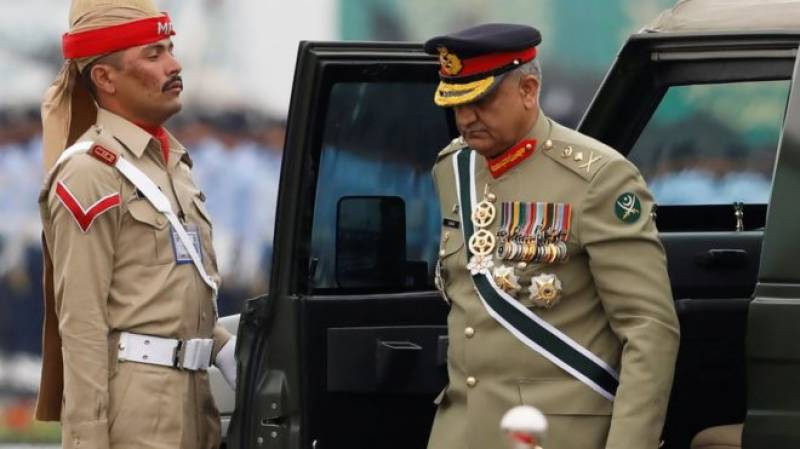 Pakistan Army, civilian officers sentenced for espionage, spying shifted to jail