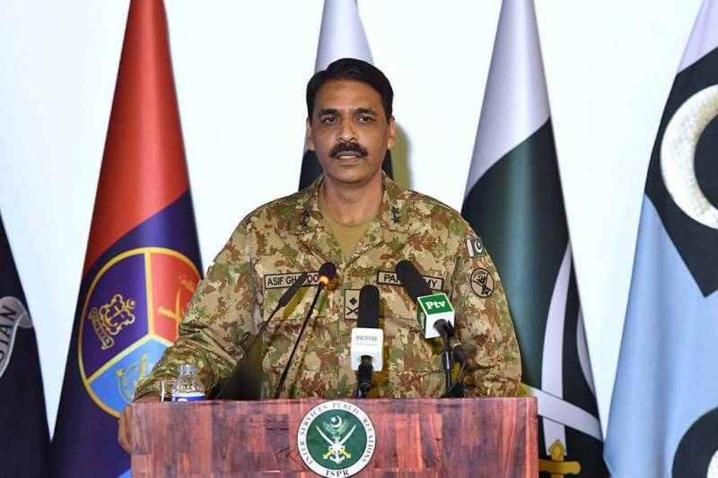 Espionage convicts handed over to civilian jail authorities, confirms DG ISPR