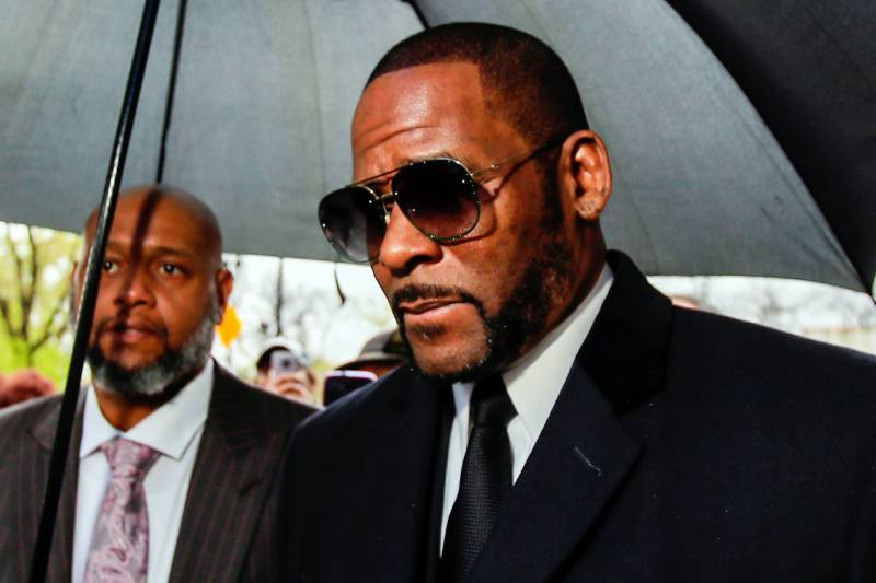 R Kelly charged with 11 new accounts of sexual assault
