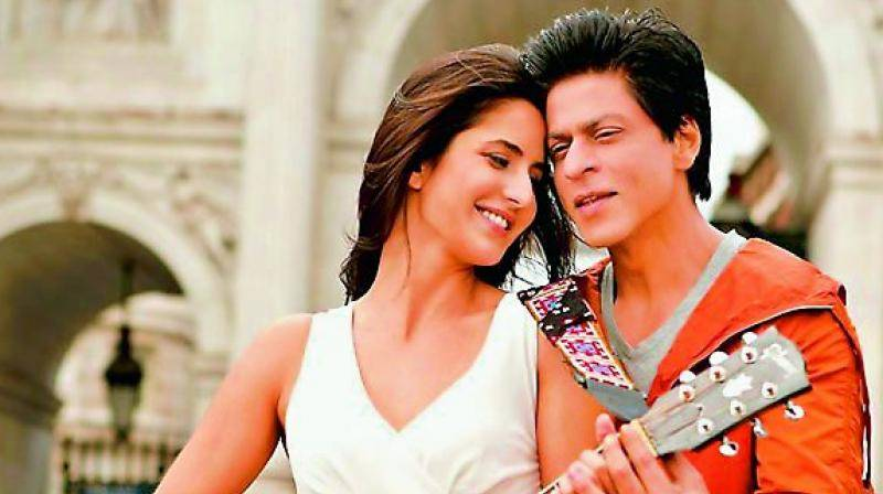 Shah Rukh Khan, Katrina Kaif to star in Satte Pe Satta remake?