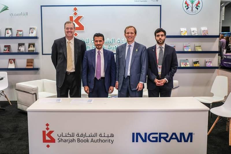 Sharjah Publishing City to open world's best print-on-demand service, Ingram's Lightning Source