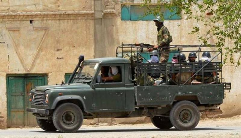 Soldier embraces martyrdom as Pak Army vehicle attacked in North Waziristan