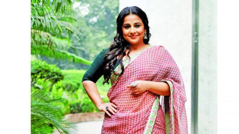 Vidya Balan breaks down while talking about body shaming