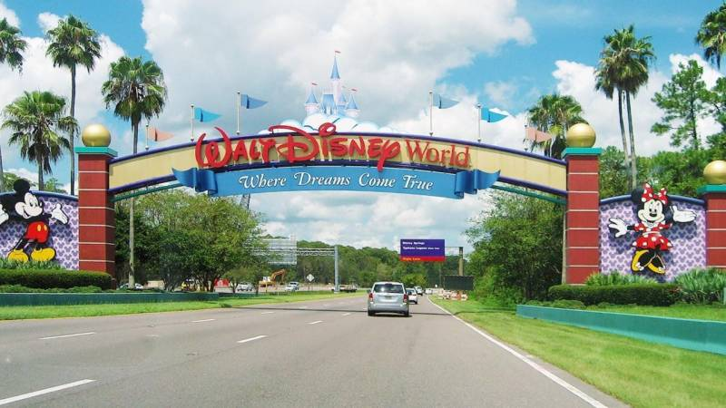 Woman sues disney world after getting injured