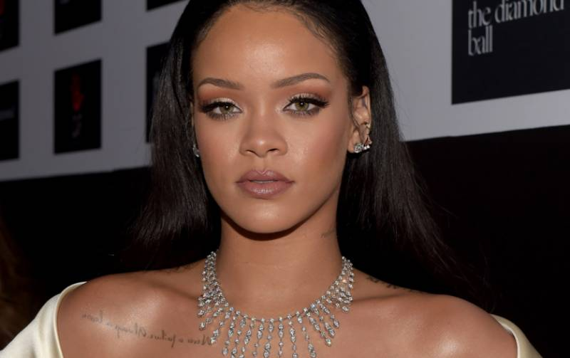You may have been pronouncing Rihanna's name wrong your entire life