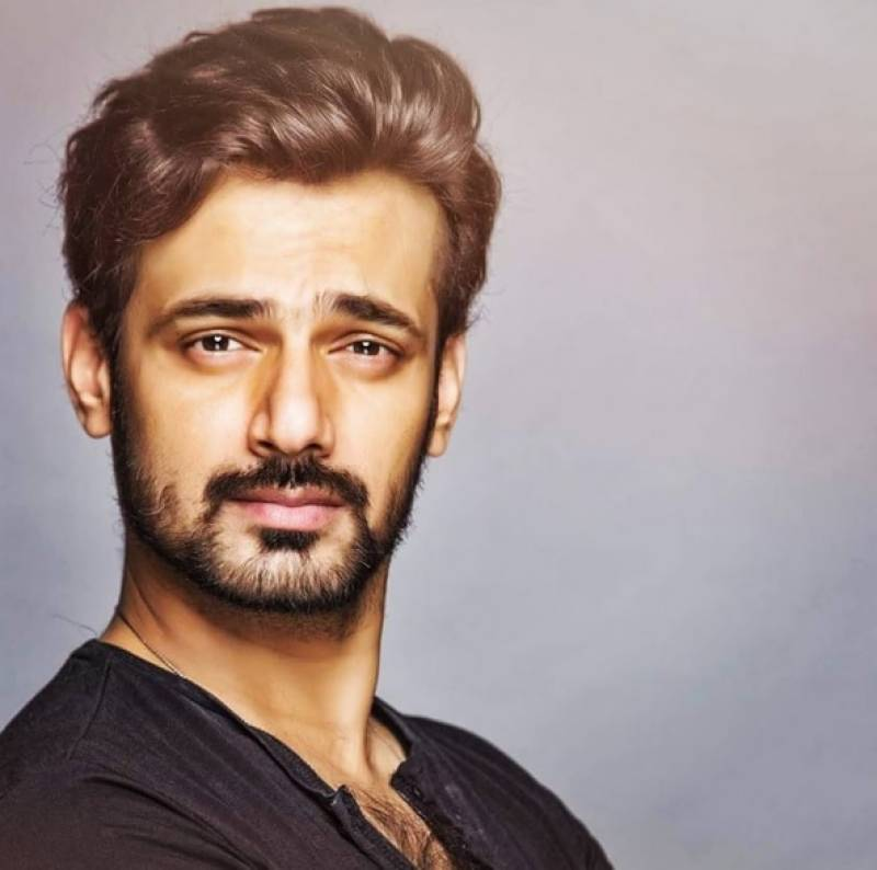 Zahid Ahmed was inspired by Imran Ashraf while playing latest role