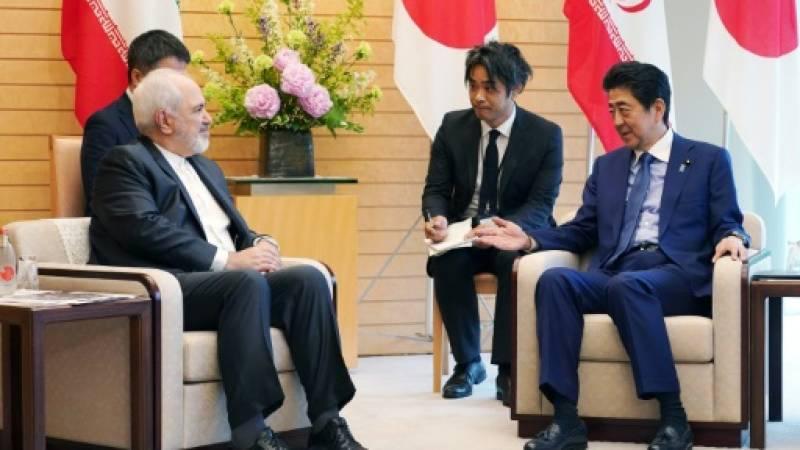 Japan's Abe to visit Iran next week: officials