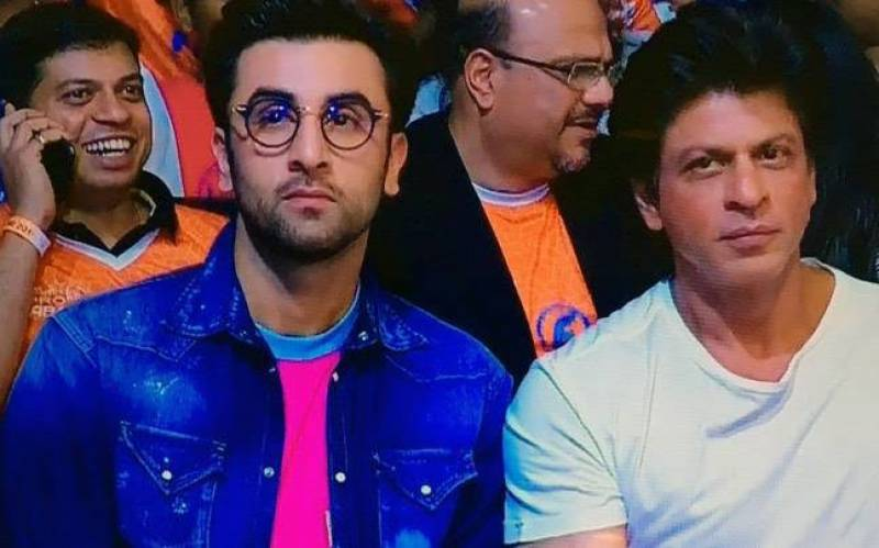 Ranbir Kapoor to reportedly replace SRK in 'Don 3'