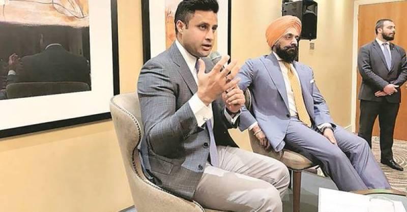 British Sikh businessmen pledges Rs 96.5 billion to upgrade religious sites in Pakistan