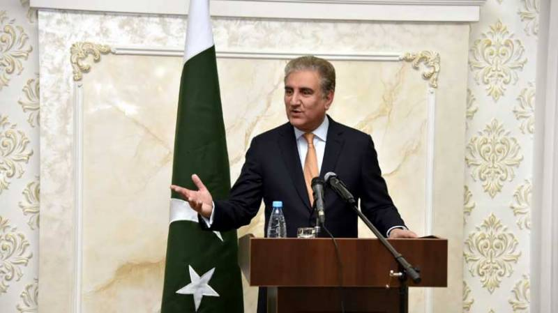 19th SCO Summit: FM Qureshi urges Pakistanis to highlight soft image of country in Kyrgyzstan