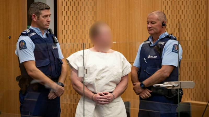 Christchurch mosque attacker to face terrorism charge alongside 50 counts of murder